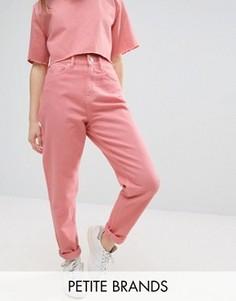 Свободные джинсы в винтажном стиле Waven Petite Elsa - Розовый