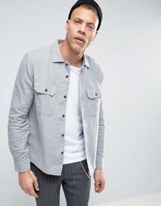Рубашка Cheap Monday Guard - Серый