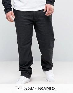 Черные джинсы стретч Duke PLUS - Черный