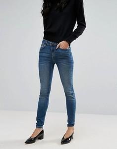 Суперузкие джинсы Vero Moda Lux - Синий