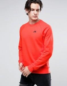 Оранжевый свитшот Nike SB Everett 829385-852 - Оранжевый