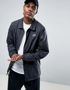 Черная спортивная куртка Nike SB 829509-010 - Черный