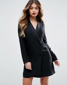 Платье ASOS - Черный