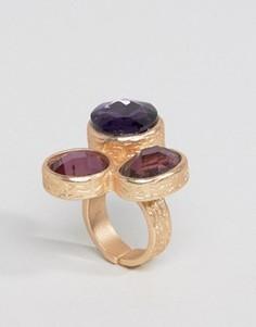 Массивное кольцо Nylon - Черный