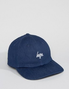 Синяя бейсболка Hype - Синий