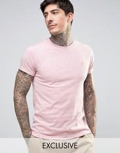 Розовая футболка эксклюзивно для Farah - Розовый