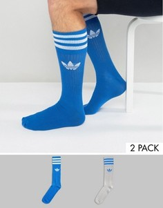 Набор из 2 пар носков adidas Originals BK2382 - Синий