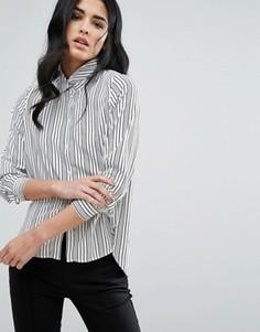 Рубашка в полоску Vero Moda - Мульти