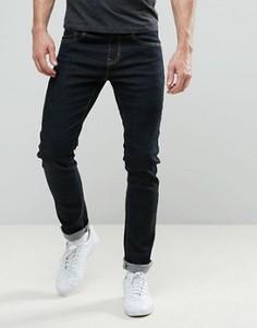 Темные джинсы скинни Always Rare Tyler - Черный