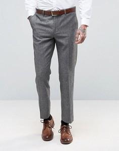 Узкие брюки Harry Brown - Серый