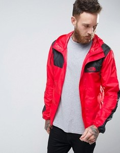 Красная куртка с капюшоном The North Face 1985 Mountain - Красный