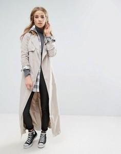 Легкое пальто Glamorous - Stone
