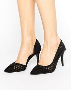 Черные туфли-лодочки Coast - Черный