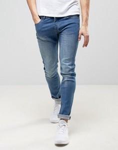Выбеленные зауженные джинсы Loyalty and Faith Beattie - Синий