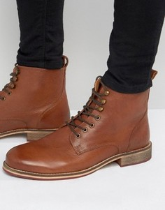 Кожаные ботинки KG Kurt Geiger Winston - Рыжий