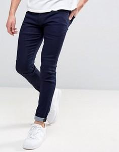 Темно-синие джинсы скинни Pepe Jeans Finsbury - Синий