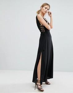 Платье Finders Amos - Черный