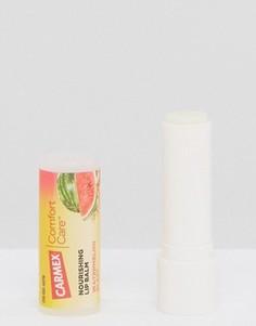 Питательный бальзам для губ Carmex Comfort Care - Watermelon Blast - Бесцветный Beauty Extras