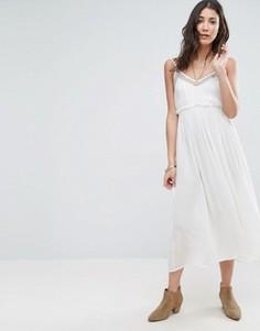 Платье макси Raga Summer Romance - Белый