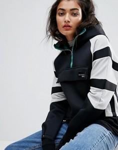 Oversize-худи adidas Originals EQT - Черный
