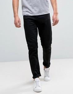 Свободные джинсы Kiomi - Черный