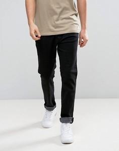 Черные джинсы скинни Threadbare Riley - Черный