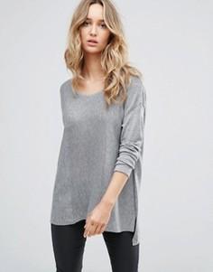 Джемпер с длинными рукавами Glamorous - Серый