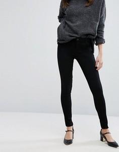 Зауженные джинсы Miss Selfridge - Черный