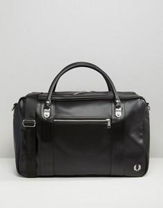 Черная сумка Fred Perry - Черный