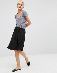 Юбка Minimum Shirley - Черный