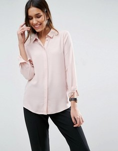 Блузка ASOS - Розовый