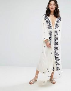 Платье макси Raga The Juliette - Белый