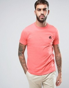 Розовая футболка узкого кроя с логотипом PS PS by Paul Smith - Розовый