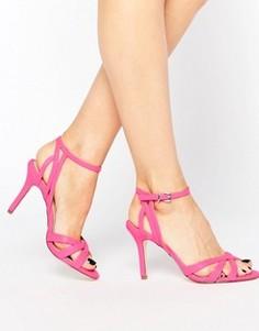 Сандалии на высоком каблуке Carvela Lyra - Розовый