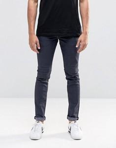 Эластичные джинсы Solid - Синий