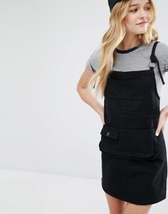 Сарафан с карманами Daisy Street - Черный