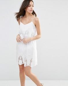 Пляжное платье Pia Rossini Chicco - Белый