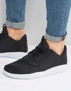Черные кроссовки Nike Jordan Eclipse 724010-001 - Черный