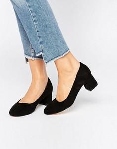 Туфли на среднем каблуке Truffle - Черный