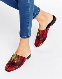 Туфли на плоской подошве ASOS MOTH - Мульти