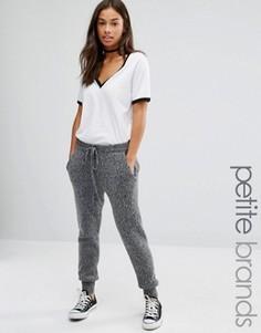 Спортивные штаны Glamorous Petite - Серый