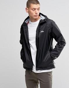 Куртка-дождевик с капюшоном Penfield Travel Shell - Черный