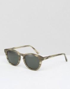 Солнцезащитные очки Han Kjobenhavn Timeless - Коричневый