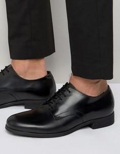 Кожаные туфли дерби Shoe The Bear US - Черный