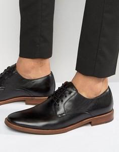 Кожаные туфли дерби ALDO Cerneglons - Черный