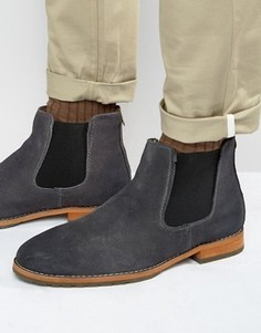 Замшевые ботинки челси Call It Spring Draun - Серый
