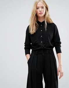 Рубашка Gestuz Gemma - Черный