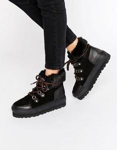Походные ботинки SixtySeven - Черный