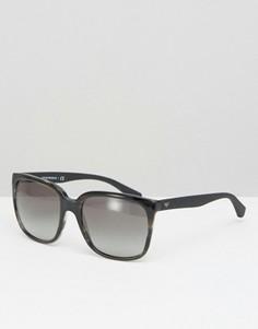 Солнцезащитные очки Emporio Armani - Черный