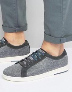 Кроссовки с принтом Ted Baker Minem - Серый
